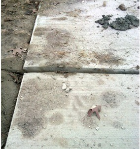 seasonal polyjacking and concrete leveling in Kansas City and St. Louis