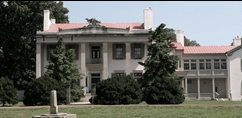 Belle Meade Plantation, sinking foundation, sloping floors