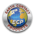 ECP, earth contact products, made in USA
