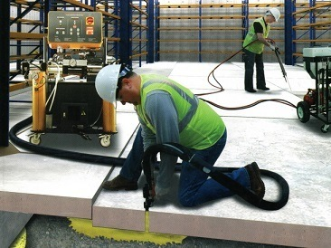 Commercial Concrete Repair Mississippi