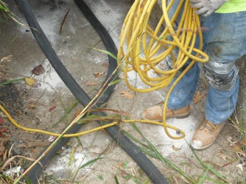 Concrete Leveling Photos Kansas City St Louis