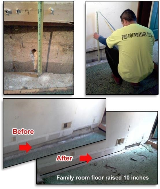 Concrete Floor Repair St. Louis