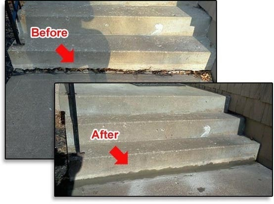 Concrete Floor Repair in Kansas City, St. Louis