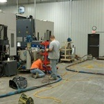 Factory, Concrete Leveling Kansas & St. Louis