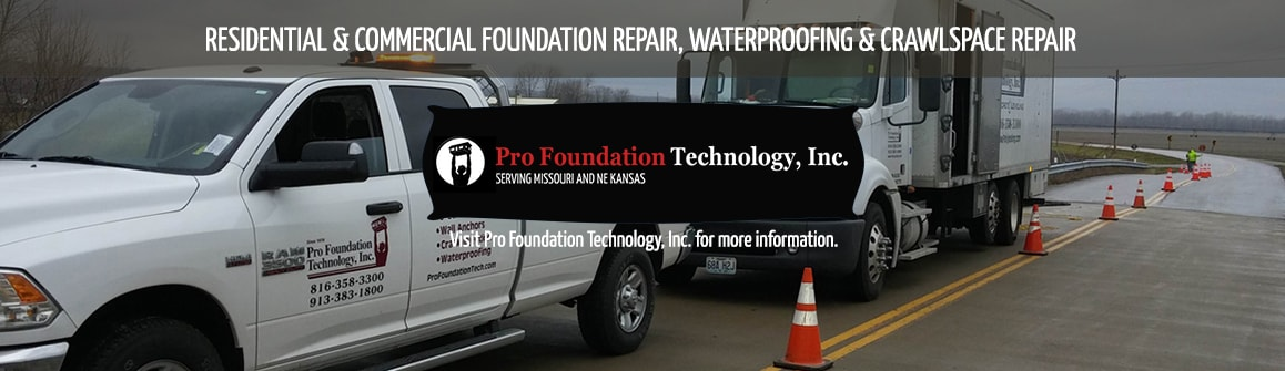 Pro Foundation Technology, Inc, Kansas City