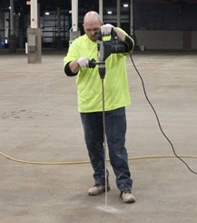 slab leveling Kansas City, slab lifting kansas, slab repair