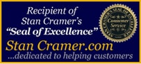 Stan Cramer Seal of Excellence